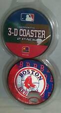 Boston Red Sox 3D Coaster Set 2 Pack