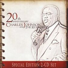 20th Anniversary-Charles Johnson and the Revivers-DOUBLE CD