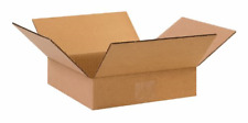 """25 pack 6 x 6 x 2 Cardboard Mailing Storage Small Packing Boxes Corrugated Box"""""""