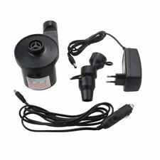 Pompe a air electrique Pompe electrique avec 3 accessoires pour matelas pne D0B5