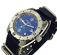 Vostok Amphibia diver watch 200m. sub. 150346