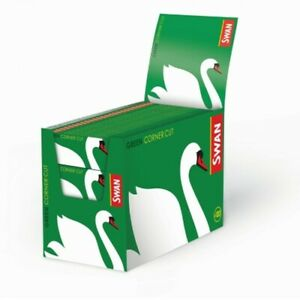 SWAN REGULAR ROLLING PAPERS PACK OF 100 BOOKLETS