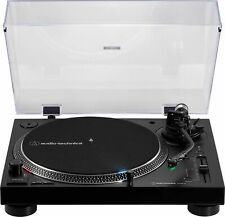 Audio-Technica - Bluetooth Stereo Turntable - Black