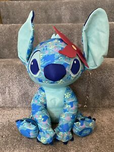BRAND NEW DISNEY STITCH CRASHES THE LITTLE MERMAID SOFT TOY 4 OF 12 ✅ In Hand