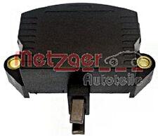 METZGER Voltage Regulator Alternator 12V For VW FIAT AUDI BMW SEAT Mk1 1739919