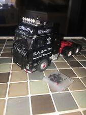 1.50 Corgi Trucks S A Smith Volvo F H 6x4 Unit The Specialist Bull Bar Mint