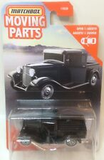 Matchbox Moving Parts 1932 Ford Model A Truck w/opening doors die-cast car MIP