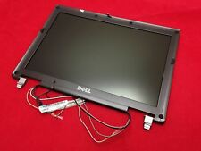 "Dell Latitude 12.1"" D430 Genuine Complete LED XGA LCD Matte Screen Tested NICE"
