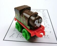 THOMAS & FRIENDS Minis Train Engine  2016 Core Moments CHOCOLATE PERCY SHIP DISC