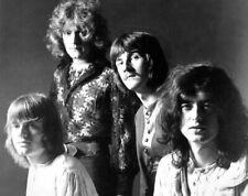 Led Zeppelin Robert Plant Jimmy Page John Bonham 8X10 Glossy Photo Picture #2
