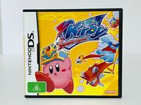 KIRBY SQUEAK SQUAD - NINTENDO DS **EXCELLENT CONDITION**
