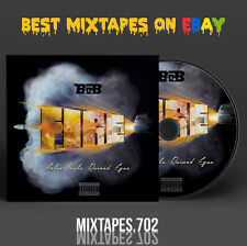 B.O.B. - Fire Mixtape (Artwork CD/Front/Back Cover) 2016 Bob