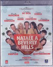 Natale A Beverly Hills Dvd Sigillato Blu Ray Disc