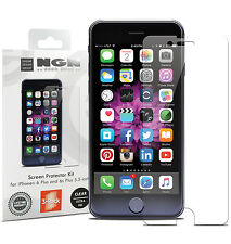 "NGN - Screen Protector Kit for iPhone 6s/ 6 Plus 5.5"" (Clear, Ultra HD) 3-Pack"