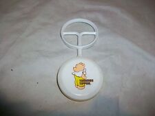 Vintage Plastic Tommee Tippee Baby Rattle Teddy Bear Toy