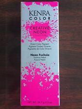 Kenra Color Creative Neon color Neon fuchsia 2 oz.Free Shipping