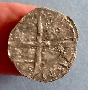 """STEPHEN - A RARE """"DEFACED"""" PENNY of the ANARCHY !"""