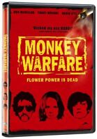Monkey Warfare (2007) DVD / NEW  FAST SHIP (VG-A101418DV / VG-199)