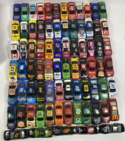 Lot of 77 1/64 NASCAR Diecast Loose Used 1990s Hot Wheels Racing Champions Misc