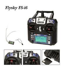 Flysky FS-i6 AFHDS 2A 2.4GHz Sender für RC Hubschraube mit FS-iA6 Empfänger H6D6