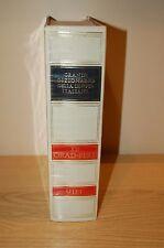 Battaglia -Grande Dizionario della Lingua Italiana vol. XII ORAD-PERE -UTET 1984