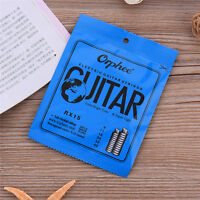 New Orphee RX15 Regular (.009-.042) Electric Guitar Strings Steel String