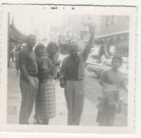 Attractive Men Well Dressed City Adventure March 1961 Gay Interest Vintage Photo