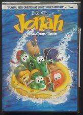 Big Ideas - Jonah A VeggieTales Movie - NEW/FACTORY SEALED