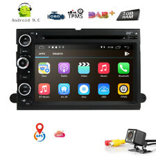 "7""Android 9.0 Car Radio Stereo DVD Player GPS for Ford F150 2005 2006 CAM I"