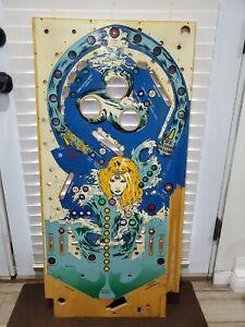 Classic Stern OEM Seawitch Pinball Machine Playfield