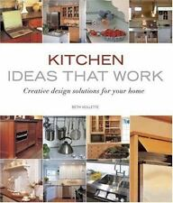 Kitchen Ideas that Work: Creative Design Solutions for Your Home Taunton's Idea