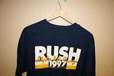 RUSH 1997 VTG ALPHA PHI OMEGA BAYLOR University t-shirt Mens Large L FRAT RELIC