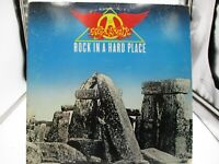 Aerosmith Rock in a Hard Place USA Columbia LP FC 38061 Sterling VG+ c VG/VG+