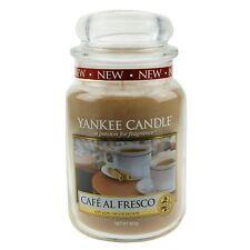 YANKEE CANDLE Große Kerze CAFE AL FRESCO 623 g Duftkerze