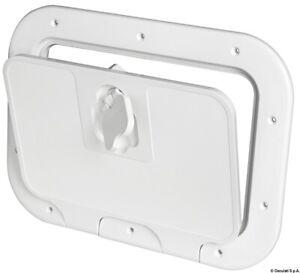 Osculati Inspection Hatch Anti Slip Surface 380 x 280mm
