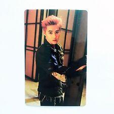 EXO x Clevos Collaboration SM Entertainment SUM Cafe Renewal Photocard Suho