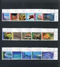Bahamas 2012 QEII la vida marina Juego Completo Excelente estampillada sin montar o nunca montada. SG 1600-1615.