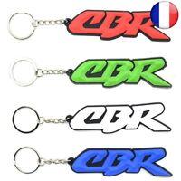 Moto 3D Porte-clés Honda CBR 600 919 954 1000 1100 RR Accessoires Caoutchouc