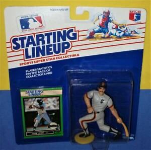 1989 JOSE URIBE San Francisco Giants #23 *FREE_s/h* sole Starting Lineup