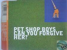 PET SHOP BOYS CAN YOU FORGIVE HER? MAXI CD #1.