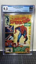 Amazing Spider- Man 259 CGC 9.2 W Origin of Mary Jane Watson. She-Hulk app.