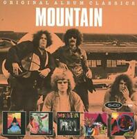 Mountain - Original Album Classics (NEW 5CD)