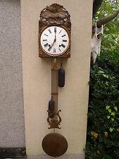 bella,vecchio Comtoise__in ottone__orologio pendolo__um 1890__C.Lafay_