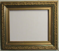 ANTIQUE 19C GOOD QUALITY GILT FRAME FOR PAINTING  20 X16 OUTSIDE 29 X 25