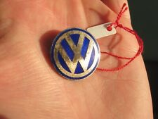 VW PIN VINTAGE BREZEL KÄFER OVALI SPLIT BUG BEETLE DEALER WOLFSBURG ARBEITER FAN