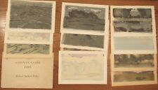 Robert Andrew Parker County Clare Eire 11 signed prints folio 11.5x17 Ireland