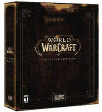 World of Warcraft (Collector's Edition) (PC: Mac and Windows, 2004)