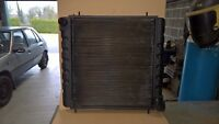 JAGUAR E-TYPE XKE 3.8 (4.2, V12 ?) QUALITY UPRATED RECONDITIONED RADIATOR