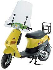 1176/A FABBRI Parabrezza + Attacchi per Piaggio Zip Fast Rider 50 1993 1994 1995