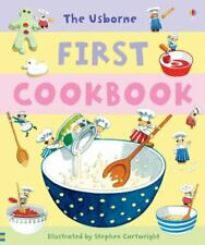 First Cookbook by Watt  New 9780746078716 Fast Free Shipping..
